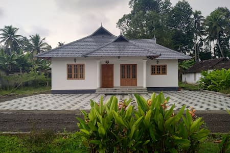 Family- Style Traditional Kerala Home
