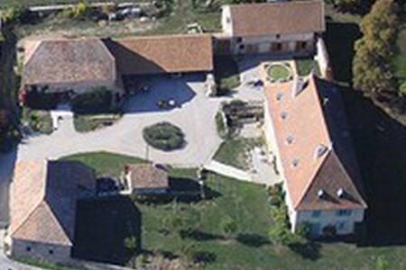 Vercors-Trièves Gîte le Prieuré  - Cornillon en Trièves - Wohnung