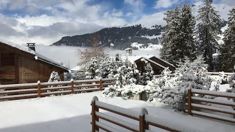 Verbier Medran ski-in ski-out