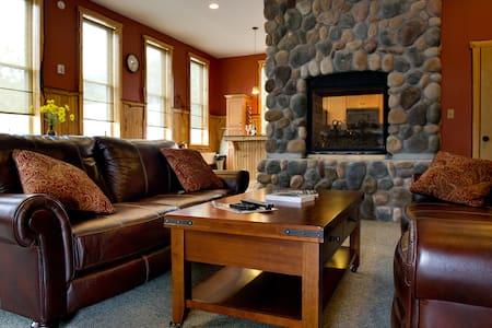 Luxury in the Adirondacks - 16 ppl! - Chestertown