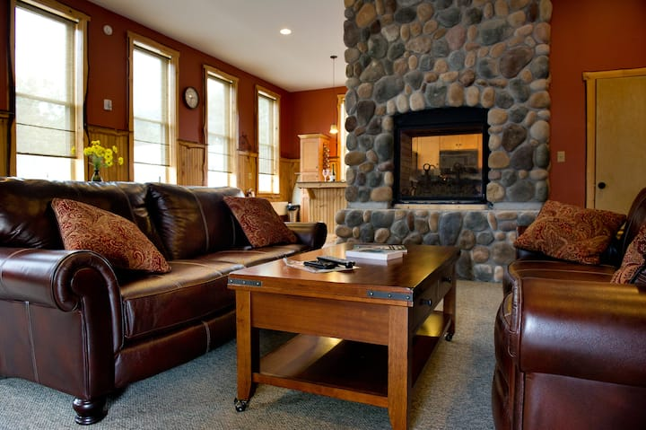Luxury in the Adirondacks - 16 ppl!