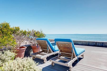 One-of-a-Kind Ventura Oceanfront - Ventura - Chatka