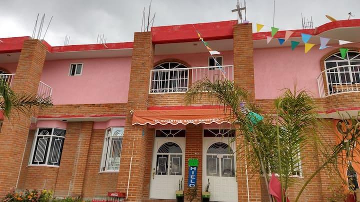 Hotel El Rancherito (Habitación #2)