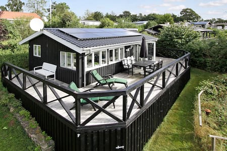 A summerhouse in Strib/Middelfart - Middelfart - Zomerhuis/Cottage