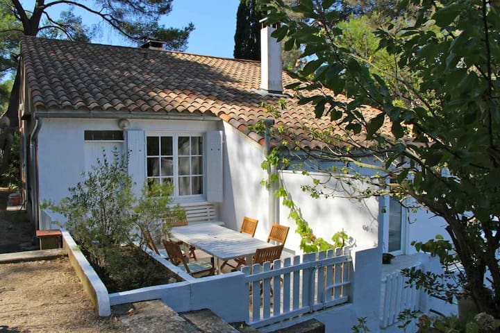 Charming T4 flat in the nature & close to the sea