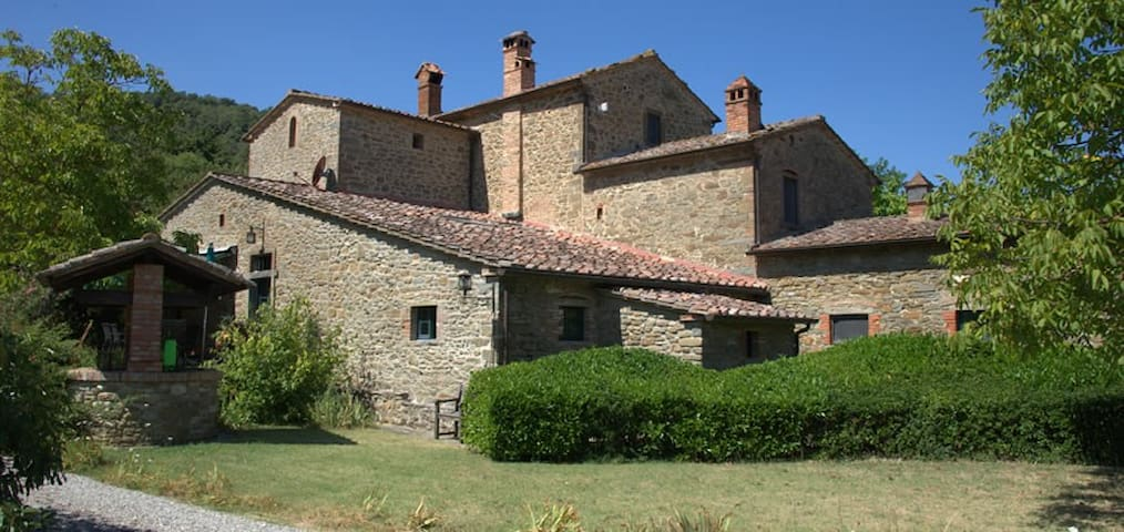 La Cesa Farmhouse with private pool - Ossaia - House