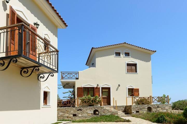 Maisonettes in Ikaria