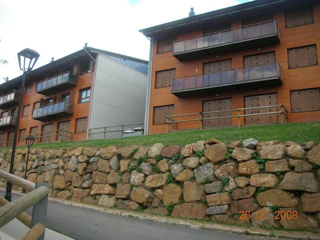 Apartamento en La Molina (SuperMolina) - Alp - Huoneisto