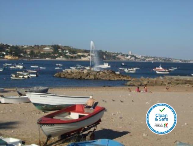 WONDERFULL APT PACO DE ARCOS BEACH