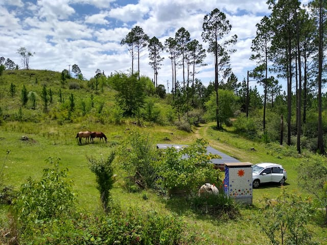 """Casa """"El Campito"""" en Intiyaco"""