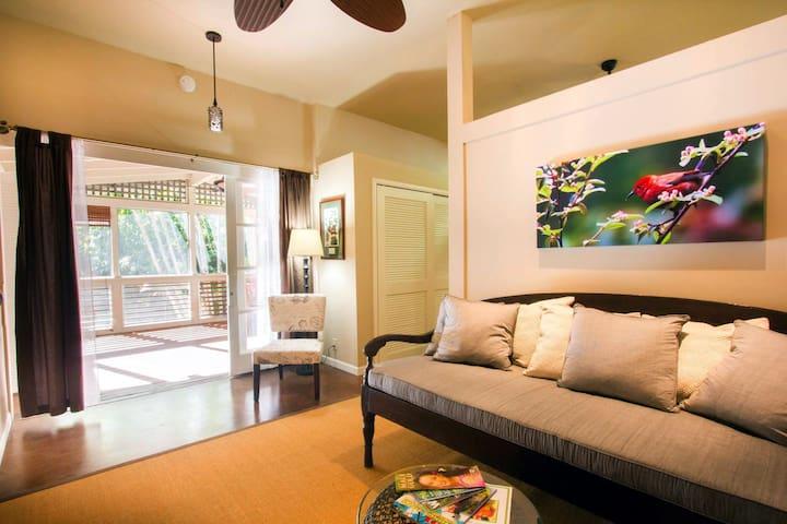 Ginger Falls - Private Rental - Makawao - Apartamento
