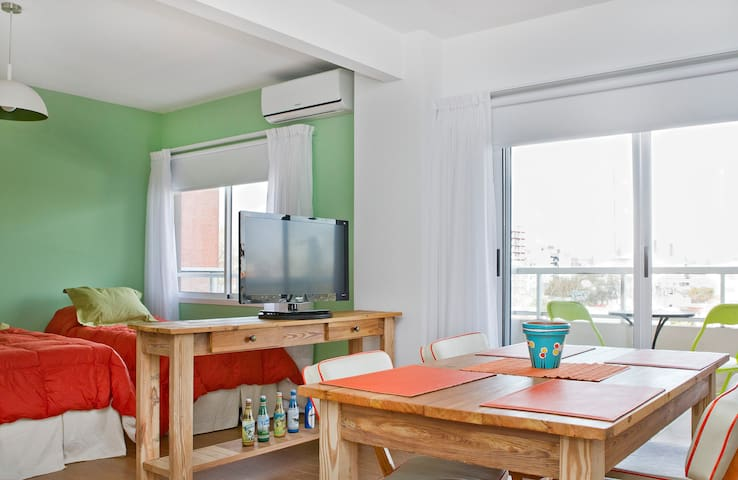 Bright Studio at Palermo Soho-WIFI - Buenos Aires - Appartement
