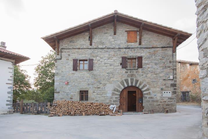 CASA RURAL ARDANTZENA SIGLO XVI - Ardaitz - Huis