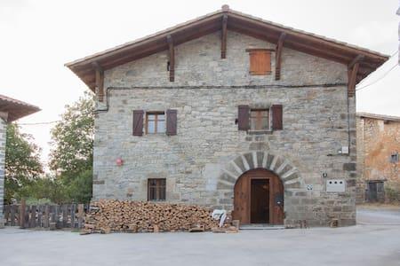 CASA RURAL ARDANTZENA SIGLO XVI - Ardaitz - Dom