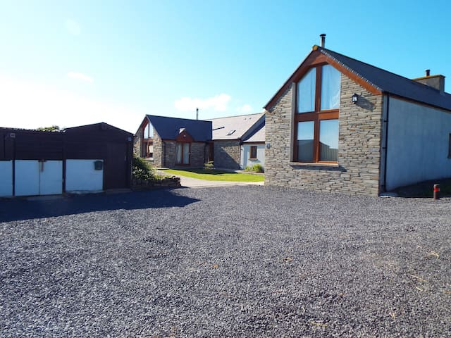 Converted Rural Barn Tiffyhall Orkney