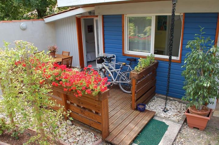 Appartement confort + terrasse 2/4personne