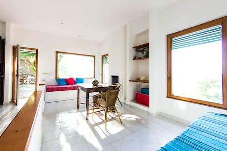 Vallone Alto - House with sea view - San Marco - Apartment