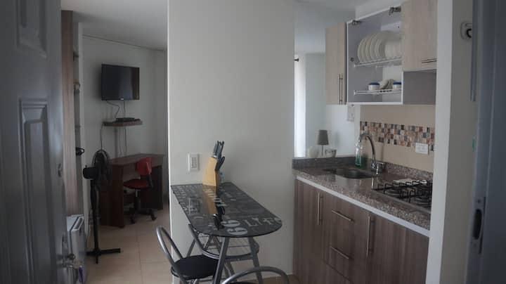 Apartamento amoblado 1