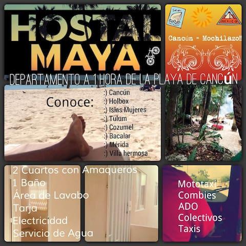 Hostal Paraíso Maya