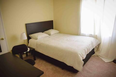 beautiful room ( green )