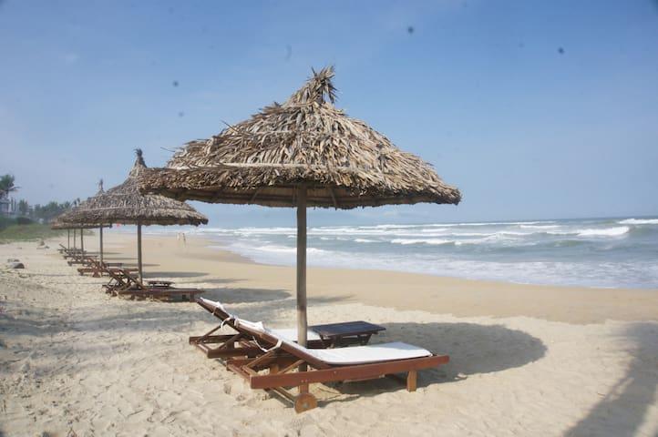 Apartment/private beach,pool,tennis,golf-5* resort