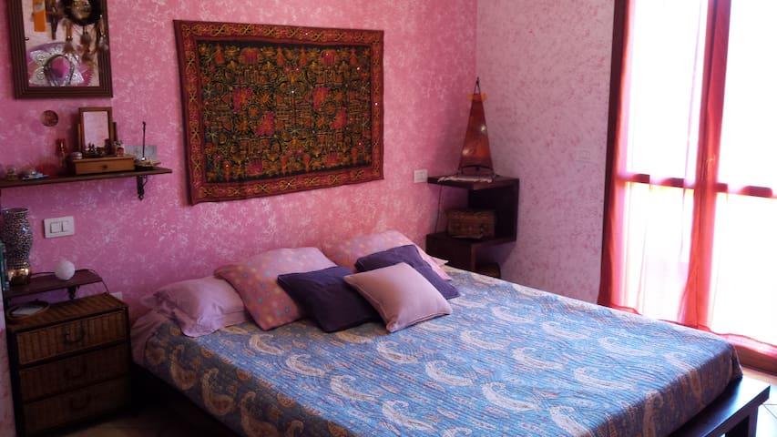 Accogliente stanza matrimoniale - San Giorgio di Mantova - Haus
