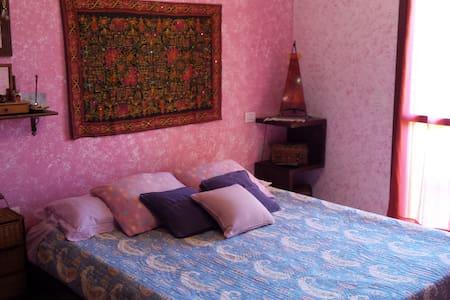 Accogliente stanza matrimoniale - San Giorgio di Mantova - Talo