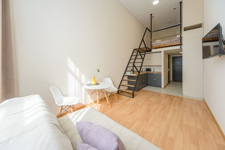 Duplex apartment - 1213/1