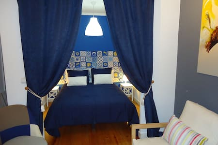 Alfama Blue Lovers Apartment - Lisboa - Appartement