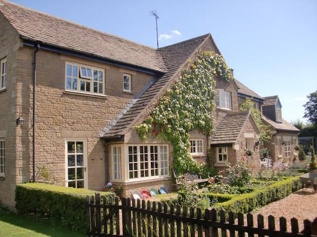 The Annexe, Pastures Farm, Grendon - Northampton - Bed & Breakfast