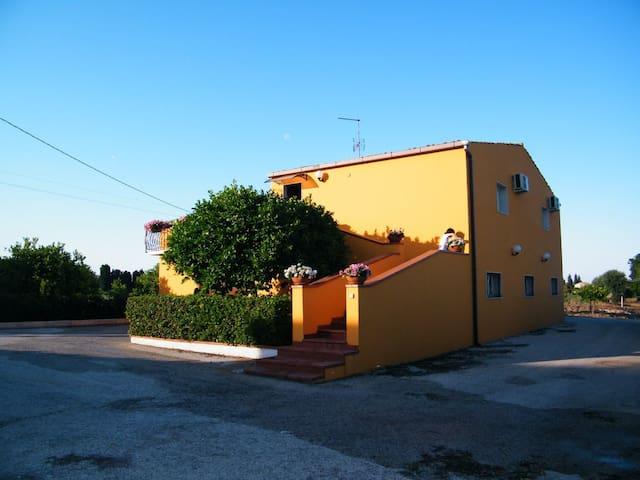 Villa Viola - Siracusa - Chalet