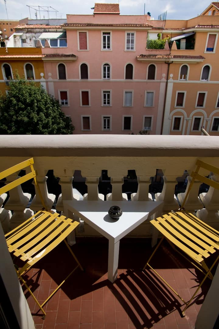 Great Accommodation in Trastevere