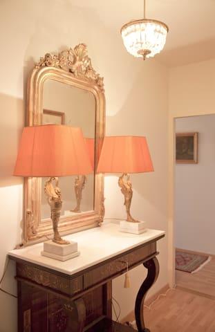 Beautiful and spacious room