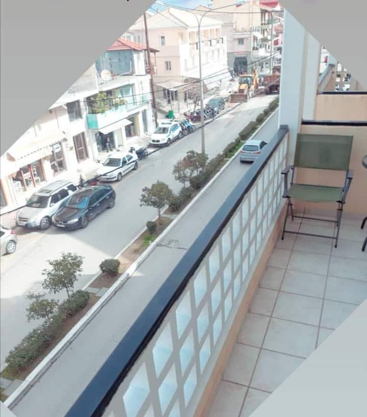Lefkada Comfortable apartment in the city center
