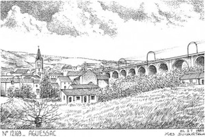 La Nagassole - Aguessac - Casa