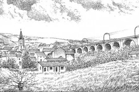 La Nagassole - Aguessac - Hus