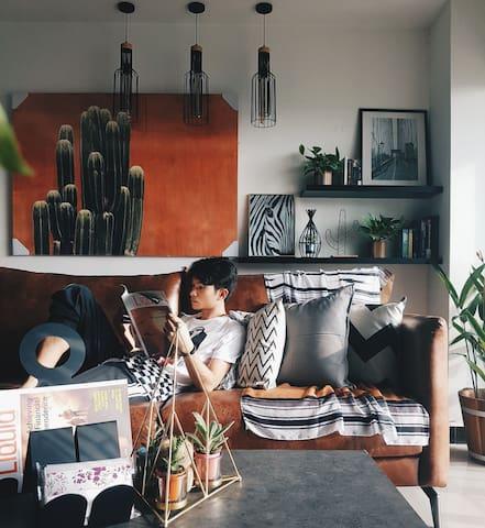 Home by Ishikawa @ Ampang Putra Residency