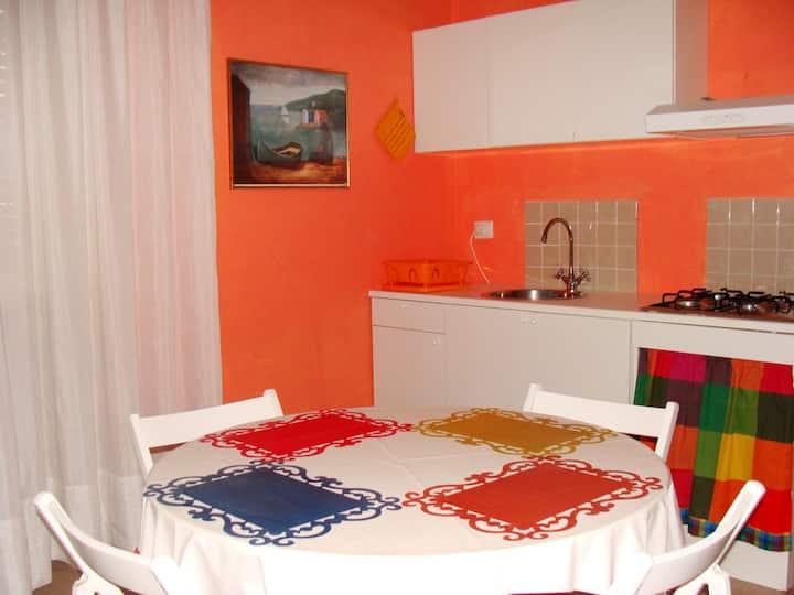 Miniappartamento panoramico