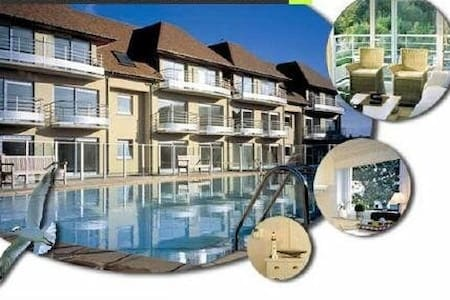 Cozy luxe app in domein De Haan - De Haan - Apartment