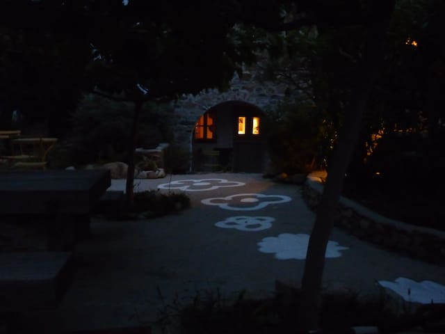 The Writer's Home sweet guest-Home - Serifos - Apartemen