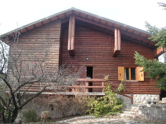 Chalet in southernItaly  Apennines  - Abriola - Haus