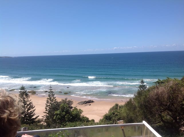 Studio with amazing beach views - Kiama Downs - บ้าน