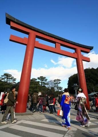 KYOTOStation~MobileWiFi~LongStay - Kyoto - House