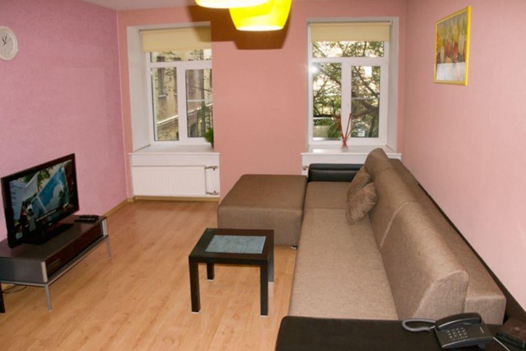 Living room. Photo 3