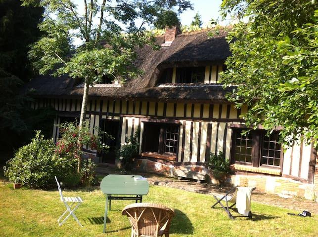 Beautiful norman cottage - Ourville-en-Caux