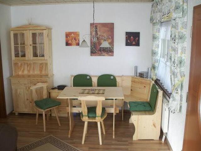 Ferienhaus am Oberteich in Rammenau