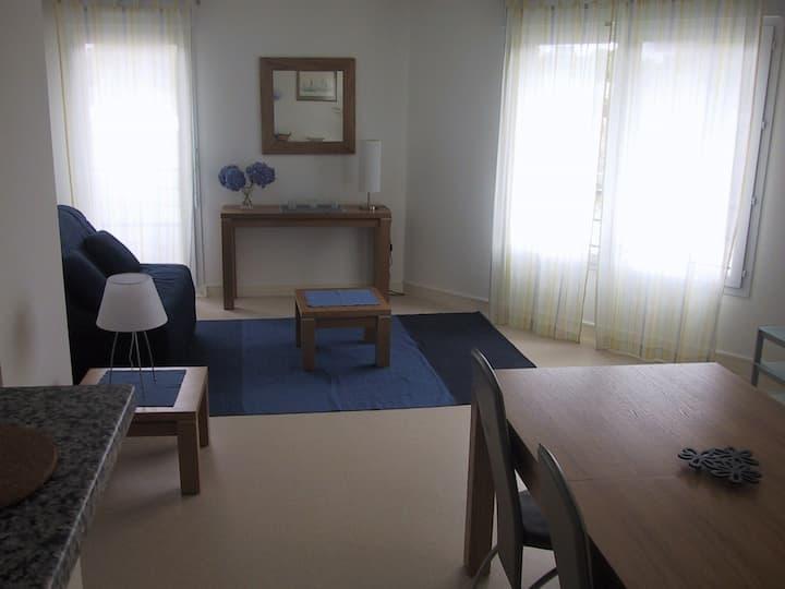 Appartement à 50 mètres de la plage