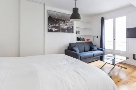 Amazing studio - Eiffel Tower/Champ de mars - Paryż - Apartament