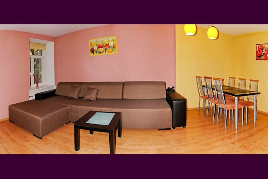 Living room. Photo 2