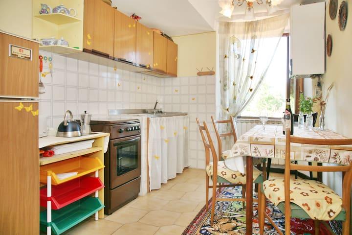 Appartamento Giallo —relax & nature - Bagni di Lucca - Apartment
